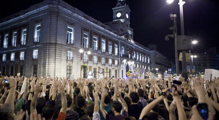 12m Plaza de la Puerta del Sol 15m por dithern