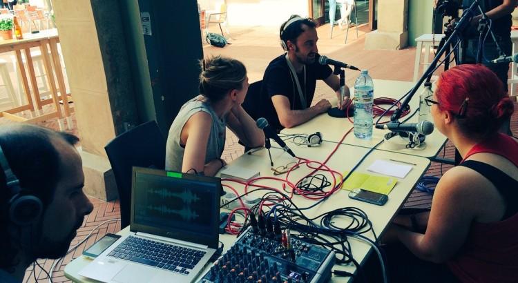 Radio Guerrilla en el Festilab